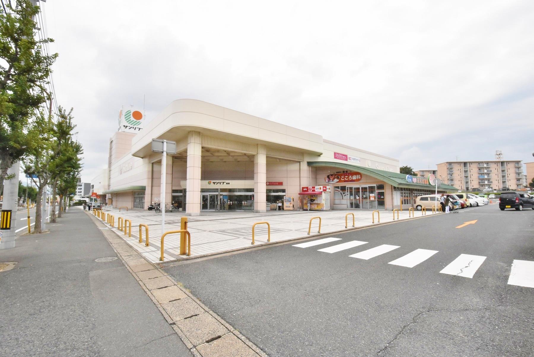 U-Basic port Takasu B棟(ユーベーシックポート高須) 周辺画像1