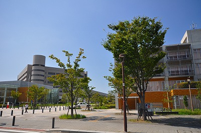 U-Basic port Takasu B棟(ユーベーシックポート高須) 周辺画像9