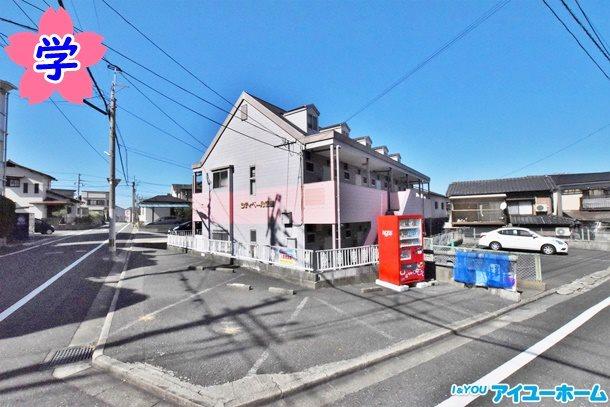 【学生★必見】シティベール祇園  外観