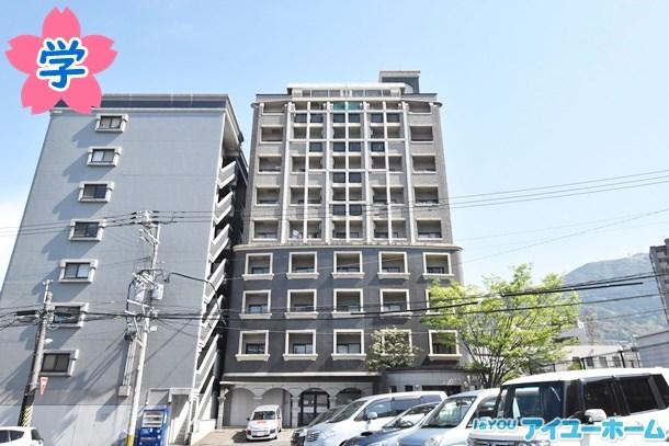 【学生★必見】KMマンション八幡駅前Ⅲ 外観