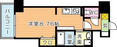 【学生★必見】Legend113(レジェンド113) 間取り