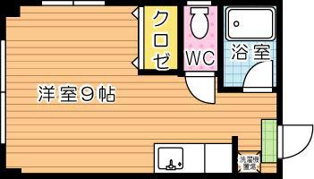 【学生★必見】ローズマロウ 間取り