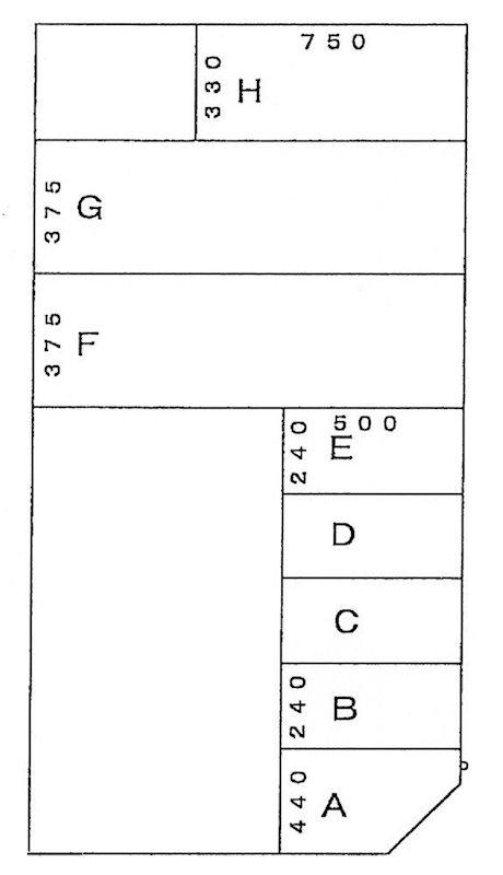 犬井パーキング1(N120-1) 間取り