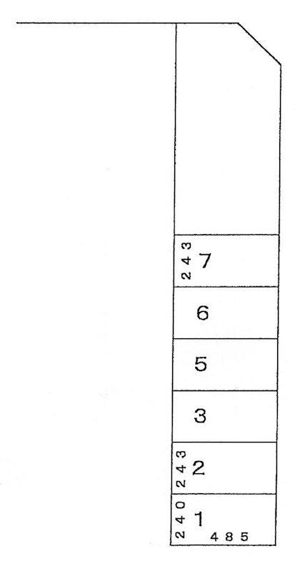 犬井パーキング2(N120-2) 間取り