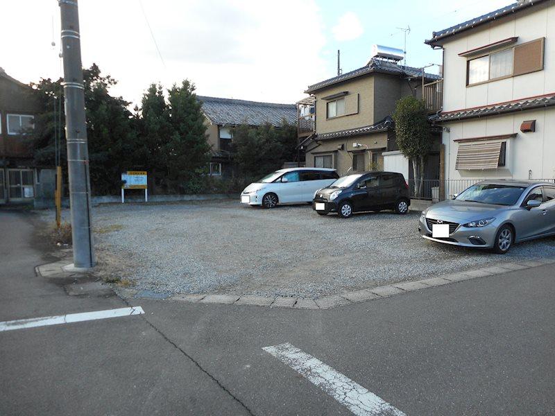 西屋敷駐車場(N160) その他