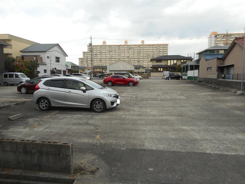 花の木駐車場(N121) その他