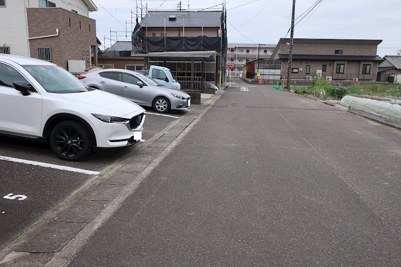 百番駐車場(N113) その他