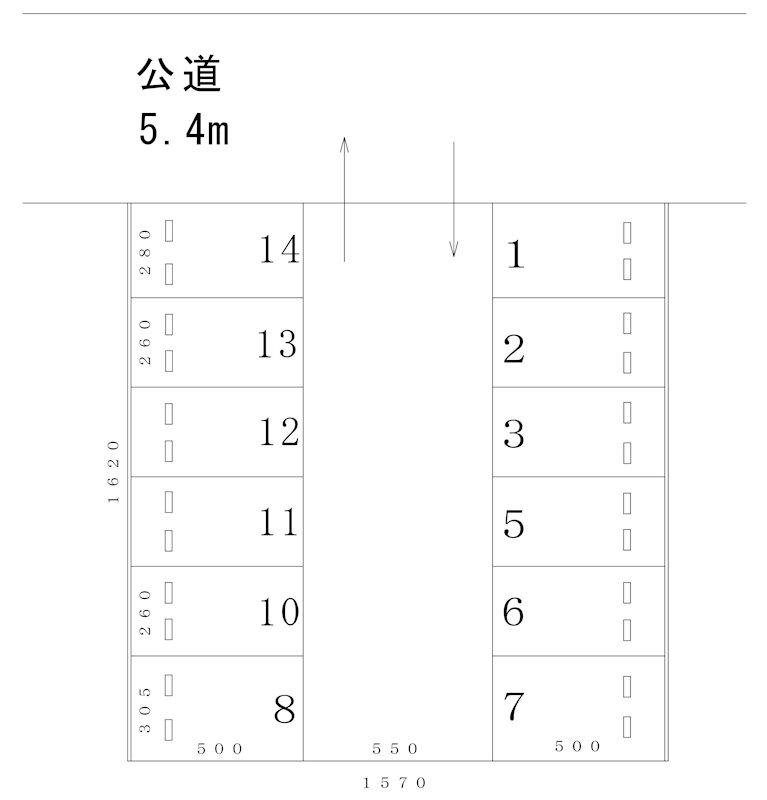 愛知県北名古屋市徳重御宮前13番 間取り