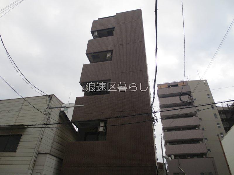 シャローム桜川 外観