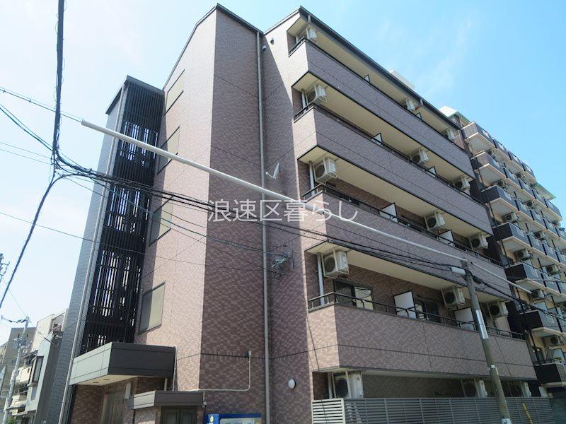 木津川TSマンション 外観