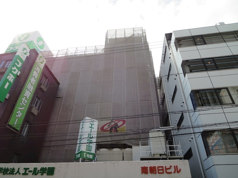 RE-020 (旧南朝日ビル) 外観