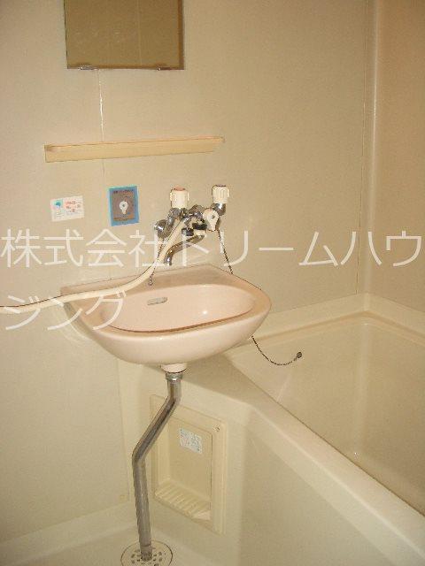 コーポ明日香 風呂画像