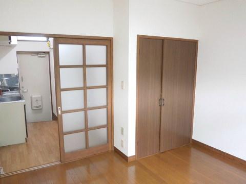 秋桜 ベッドルーム