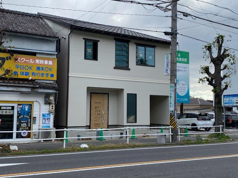 仮)刈谷桜町四丁目事務所店舗 1F 外観