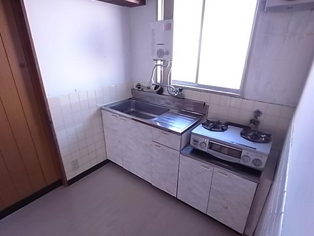脇浜マンション キッチン