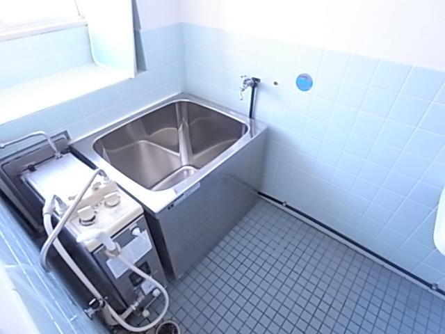 脇浜マンション 風呂画像