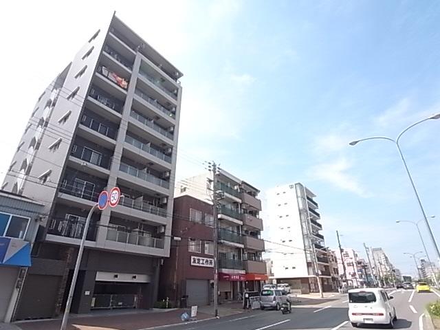 ロイスグラン神戸下沢通 外観写真