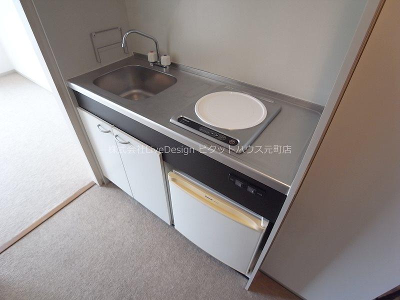 IPSX EAST キッチン