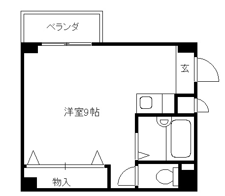 Y'sマンション 間取り