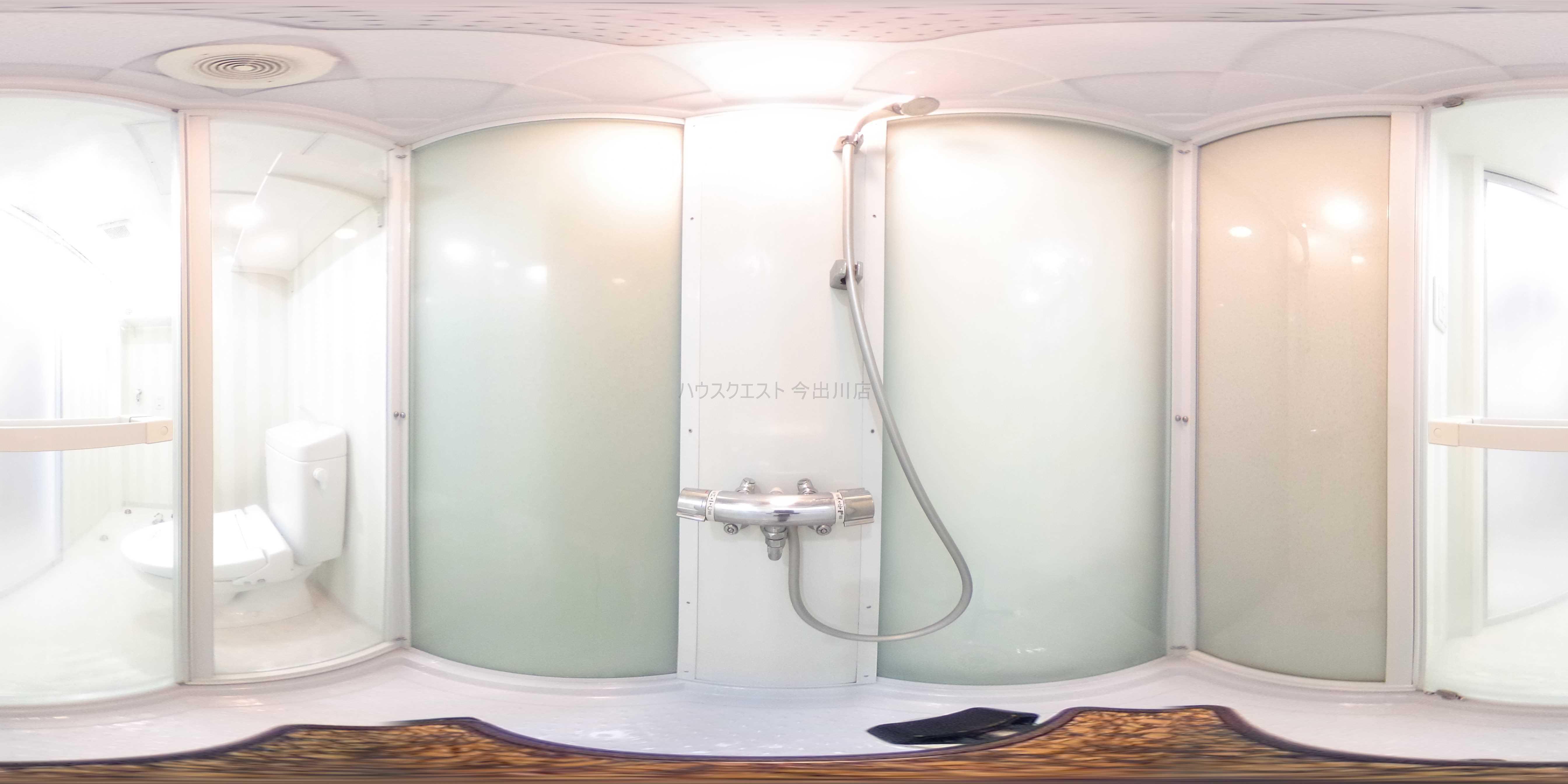 デトムワン衣笠 風呂画像