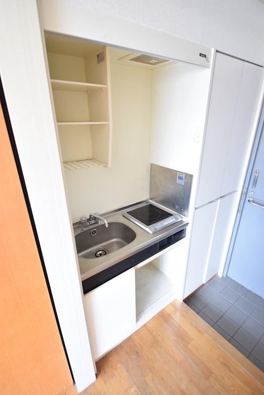 KYOTO STUDENT HOUSE(京都スチューデントハウス) キッチン