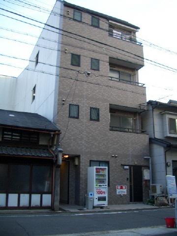 stable万寿寺 202号室 外観