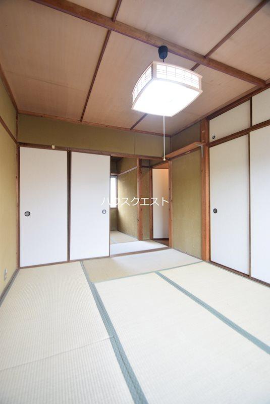 上京区道正町貸家(本多邸貸家) ベッドルーム