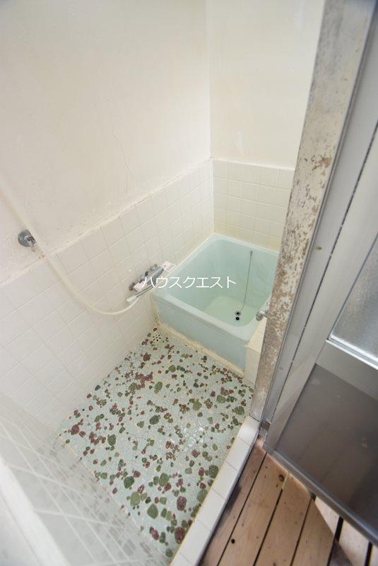 上京区道正町貸家(本多邸貸家) 風呂画像
