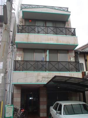 ピュアネスハタナカ 203号室 外観
