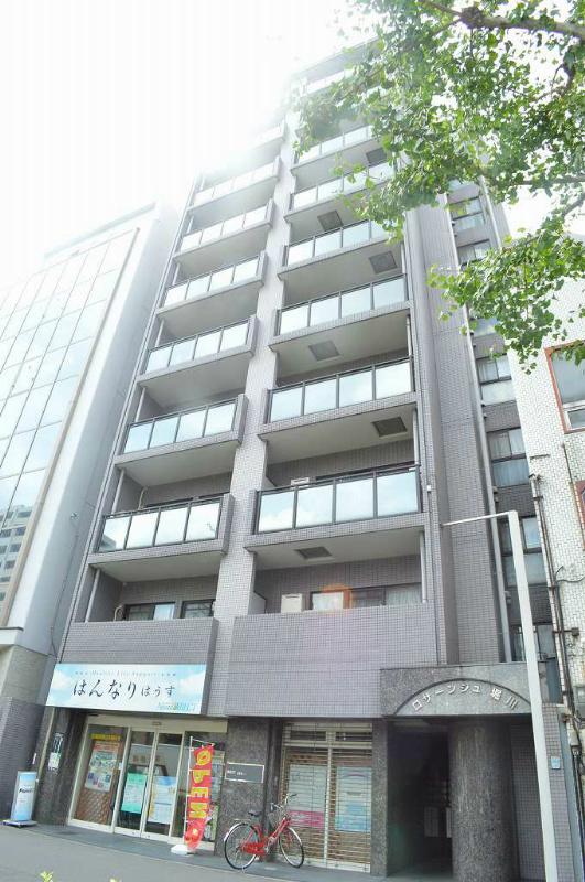 ロザーンジュ堀川 305号室 外観