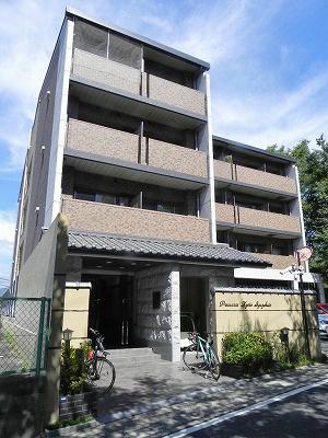 プレサンス京都修学院 外観写真