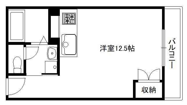 Sumika-住処-Residence 間取り