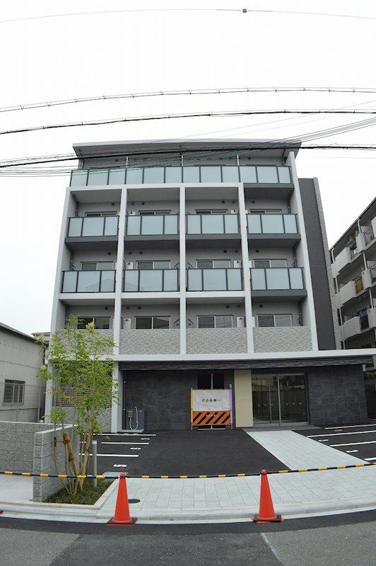 エスプレイス京都駅ウエスト 302号室 外観