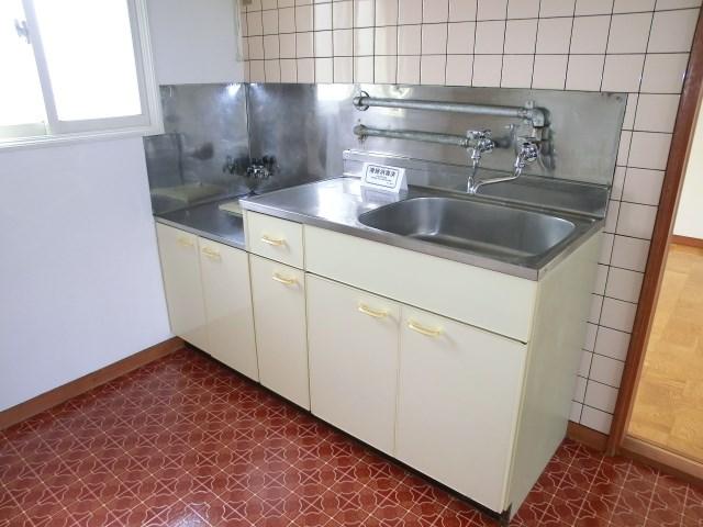 青野マンション キッチン