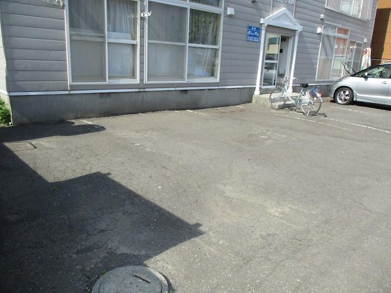 北海道札幌市東区北十九条東8丁目 駐車場