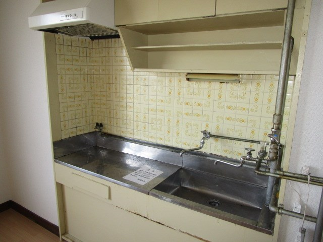 マクセル35-100 キッチン