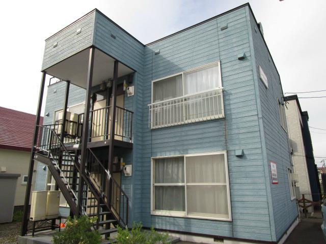 北海道札幌市東区伏古十一条2丁目 外観