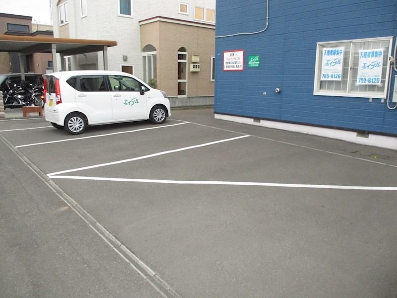 北海道札幌市東区伏古十一条2丁目 駐車場
