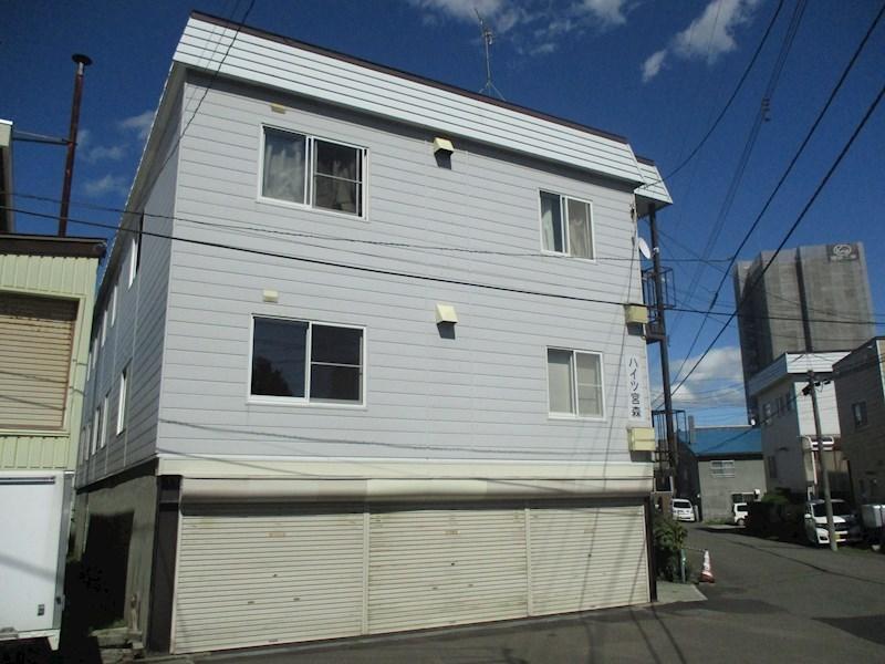北海道札幌市東区北十五条東7丁目 外観