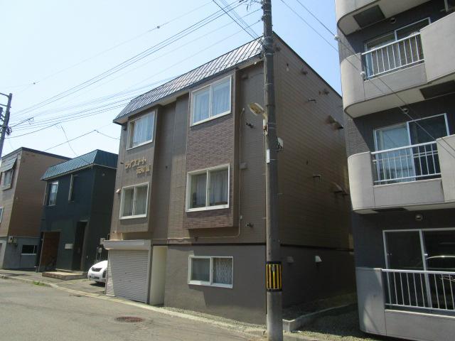 北海道札幌市東区北二十七条東17丁目 外観