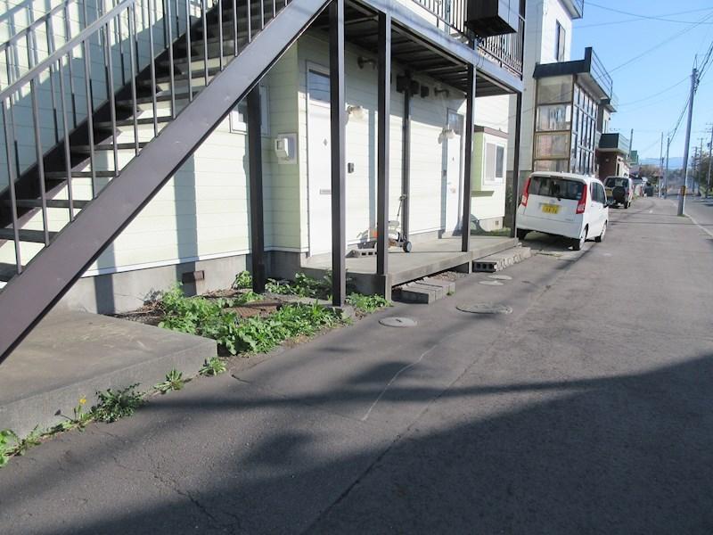 第2東山荘 駐車場