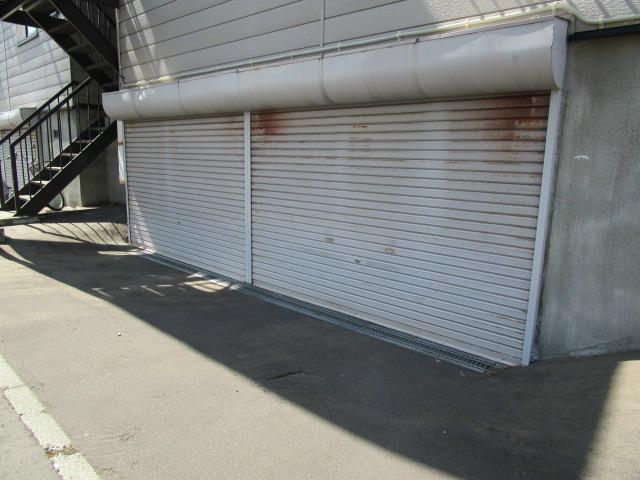 北海道札幌市東区北十三条東15丁目 駐車場