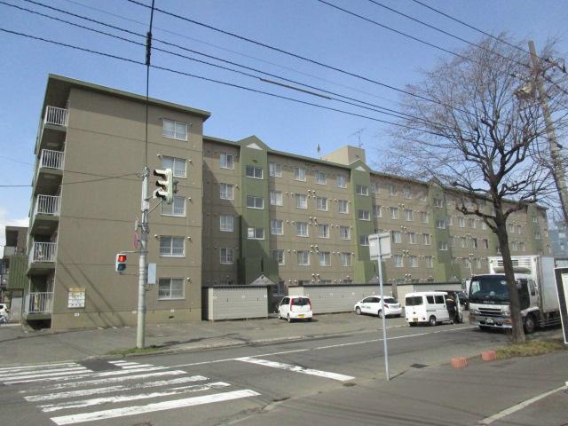 北海道札幌市東区北二十六条東18丁目 外観
