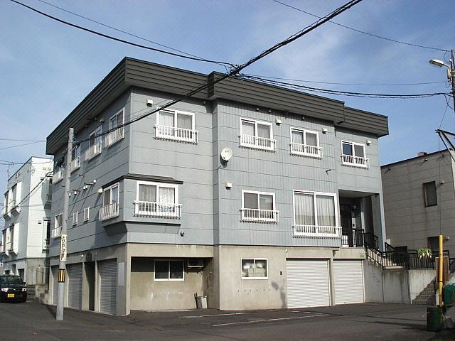 北海道札幌市東区北二十八条東7丁目 外観