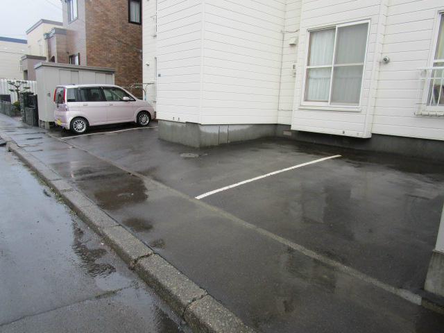 北海道札幌市東区伏古十条1丁目 駐車場