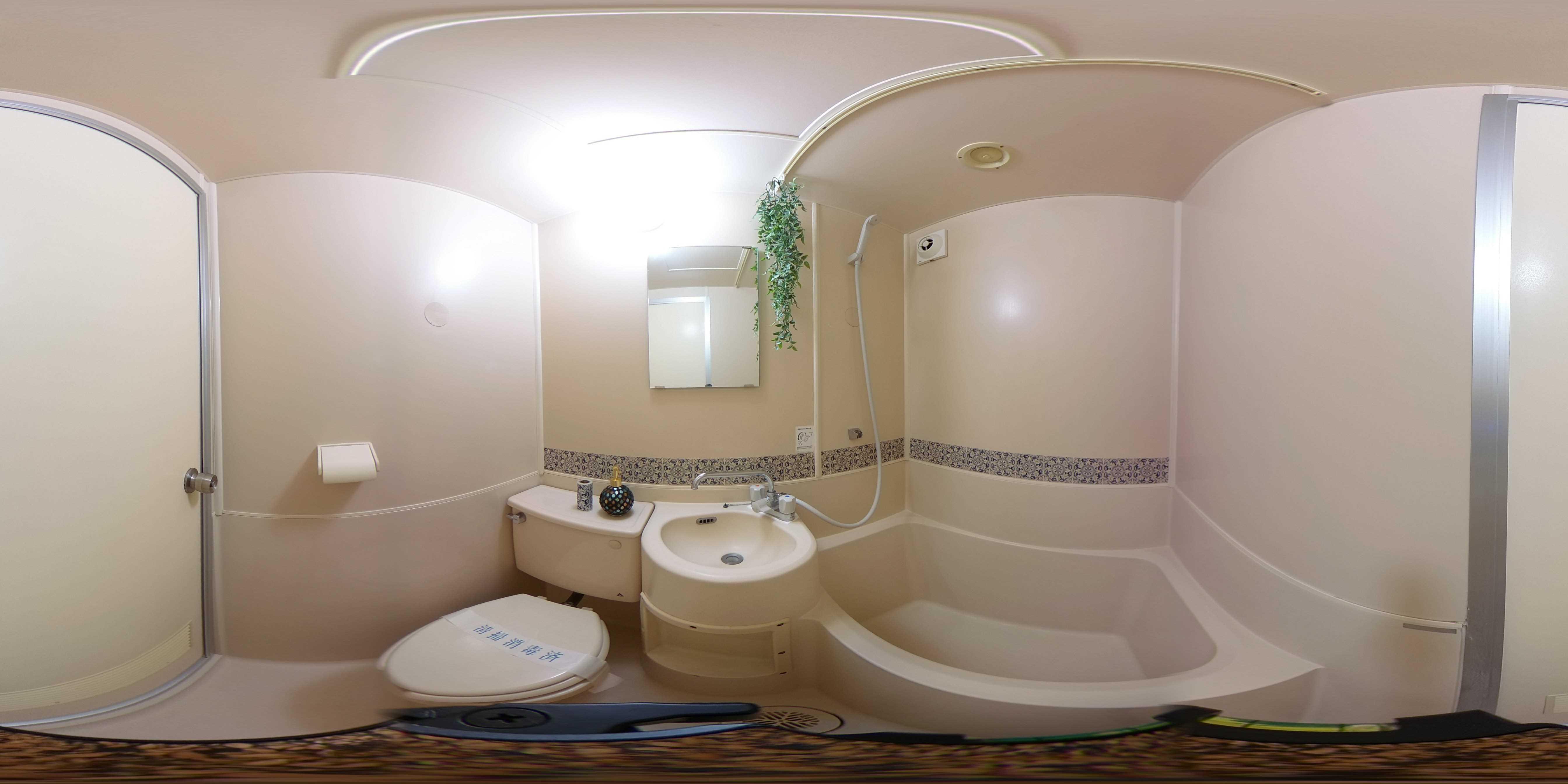 オウルハウス 洗面所