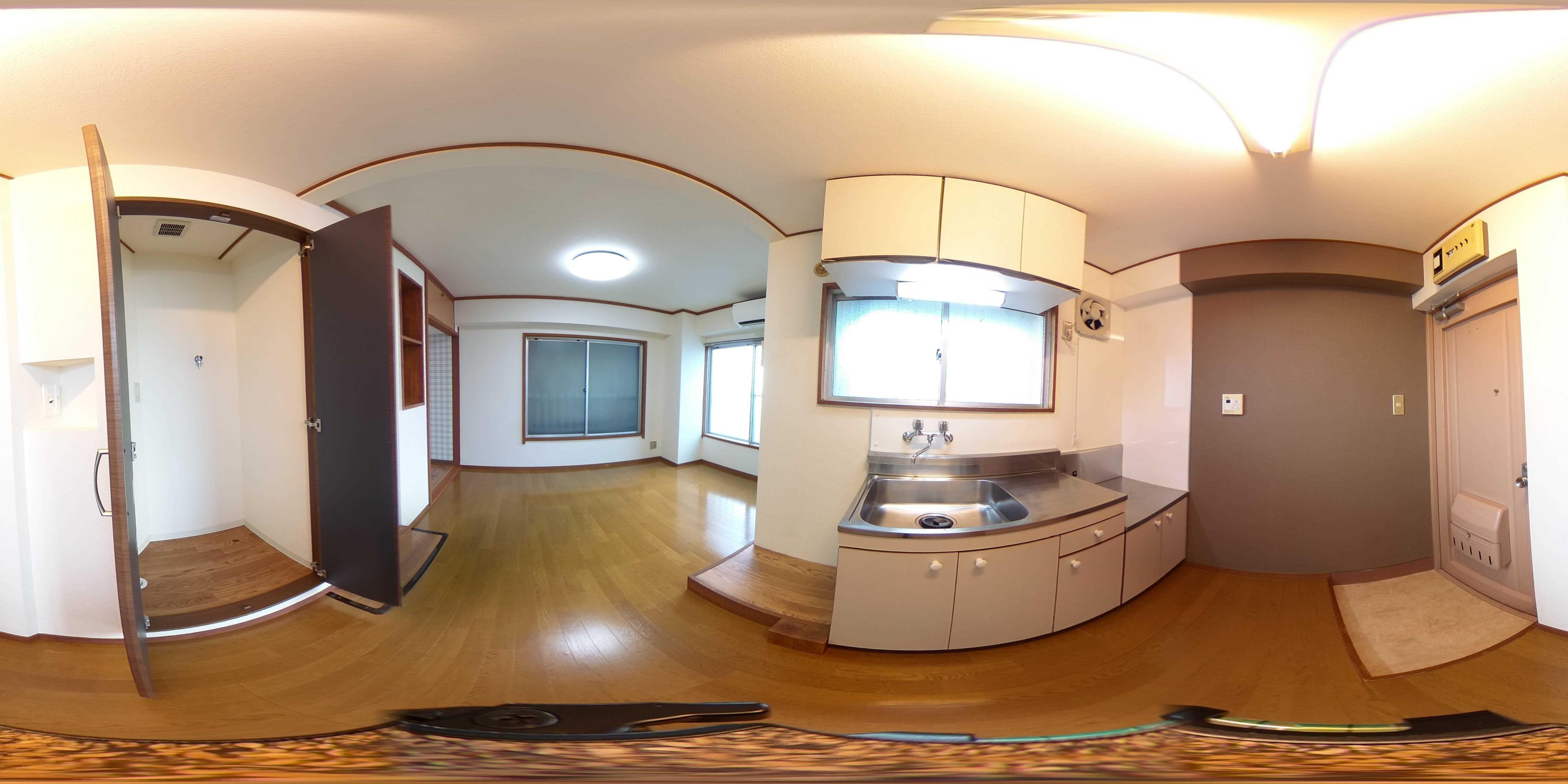 たまりビル キッチン