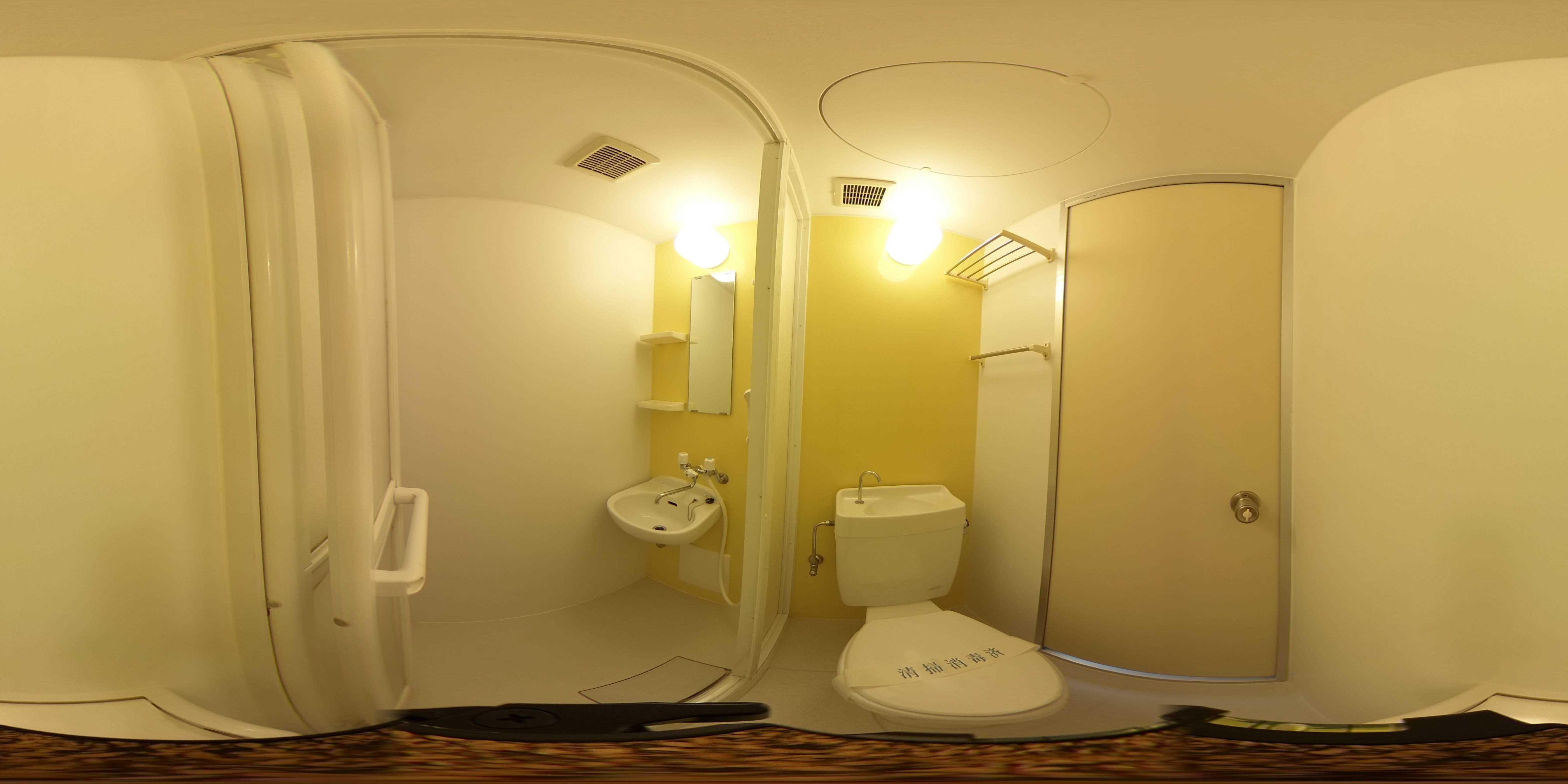たまりビル トイレ