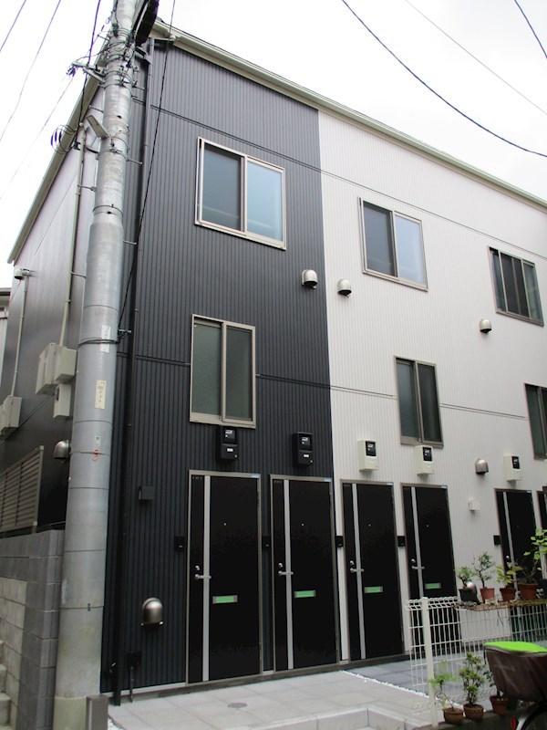 東京都大田区西馬込1丁目1-22 外観
