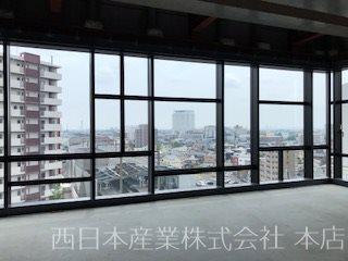 写真は8階のものです。